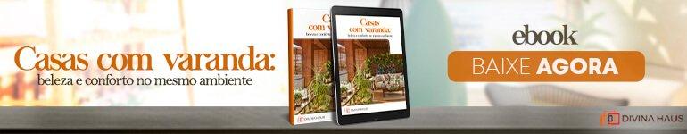 Casas com varanda- beleza e conforto no mesmo ambiente
